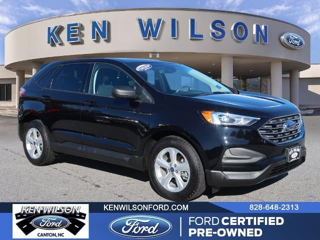 Ford Edge Se In Canton Nc Ken Wilson Ford